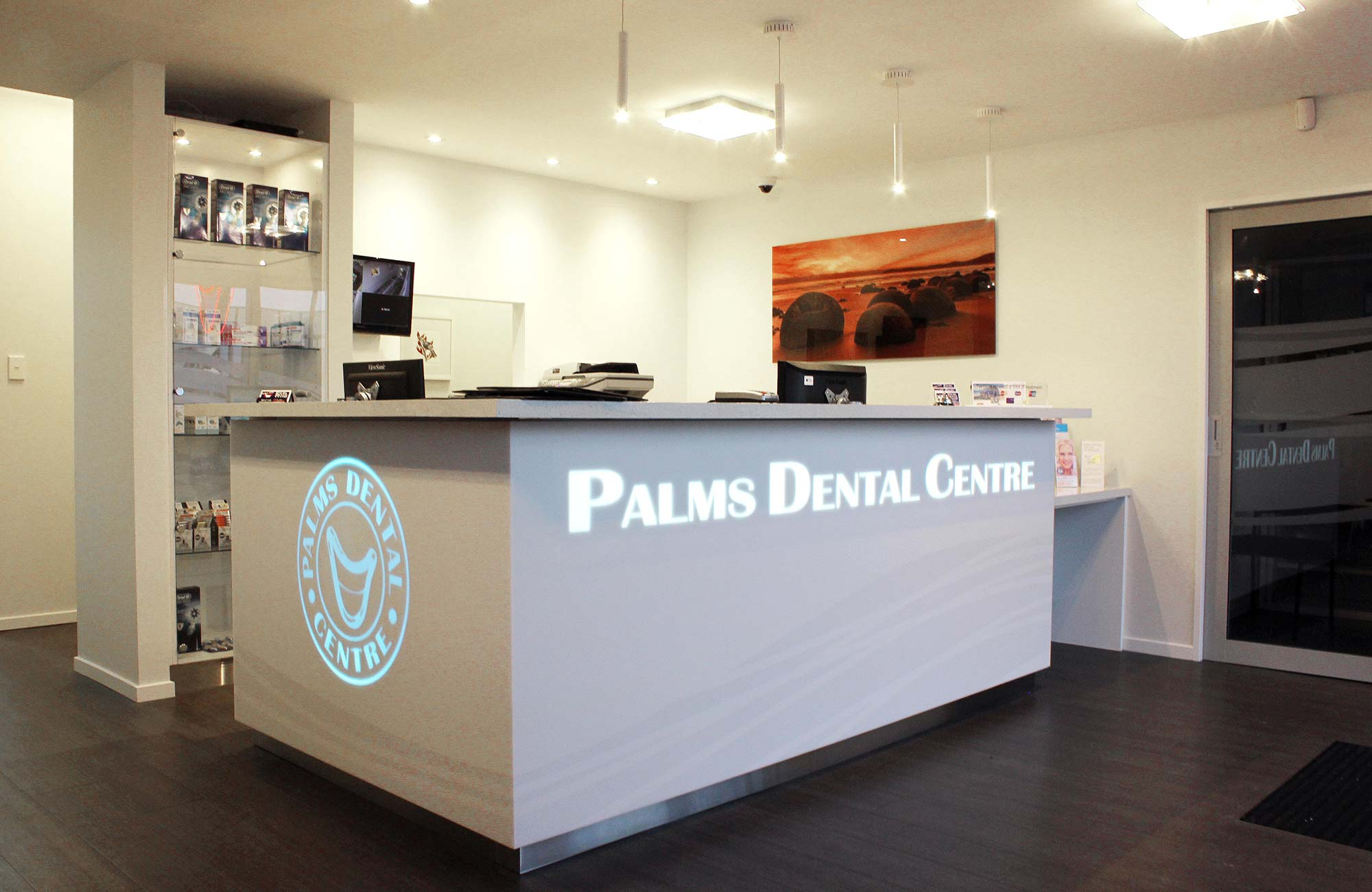 About Us | Palms Dentist, Shirley Christchurch Dentists
